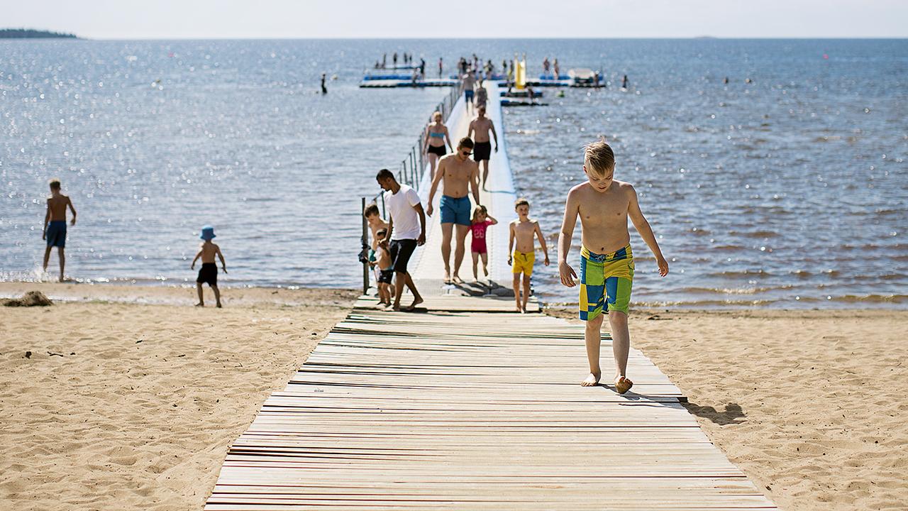 Norrlands riviera Svensk Camping Gonecamping.se Camping.se
