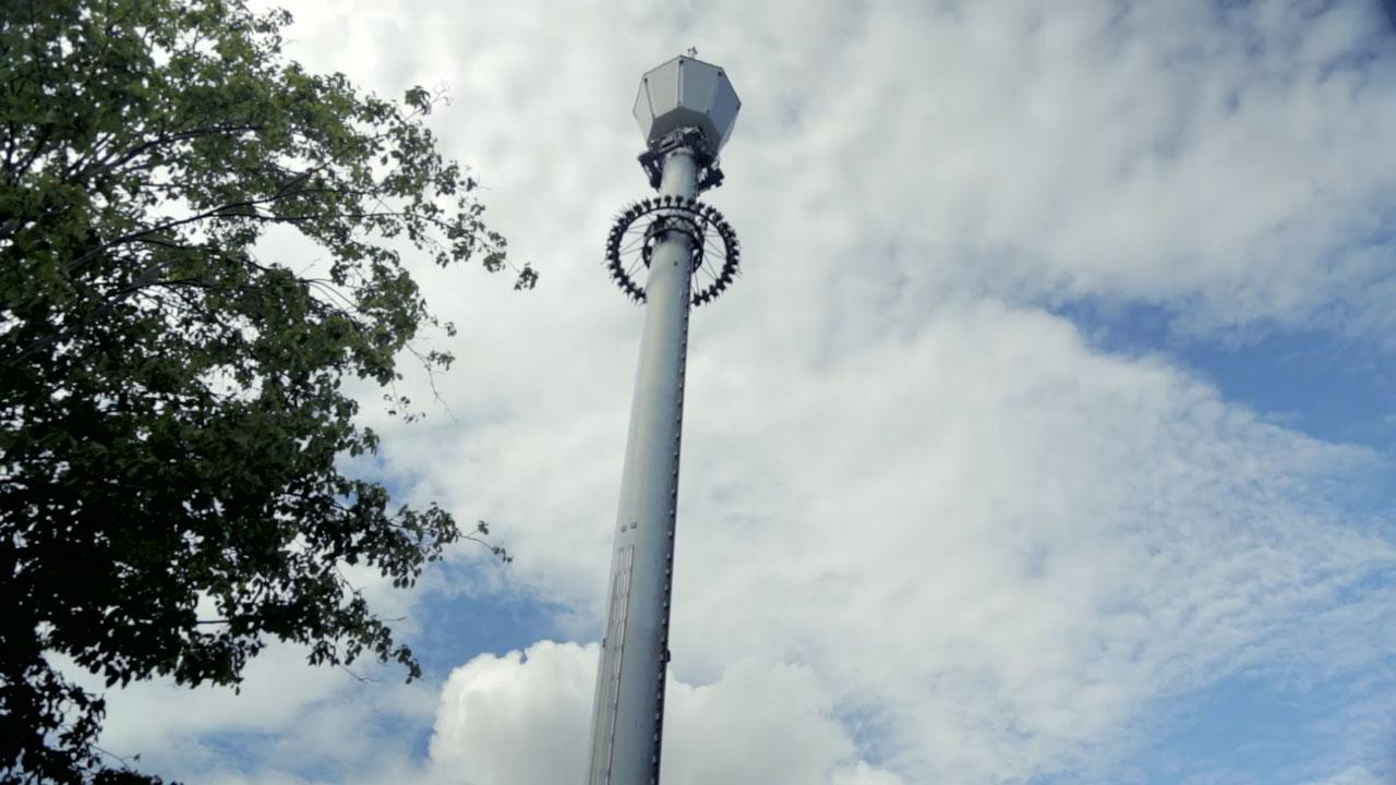 Lisebergstornet Höjdskräcken