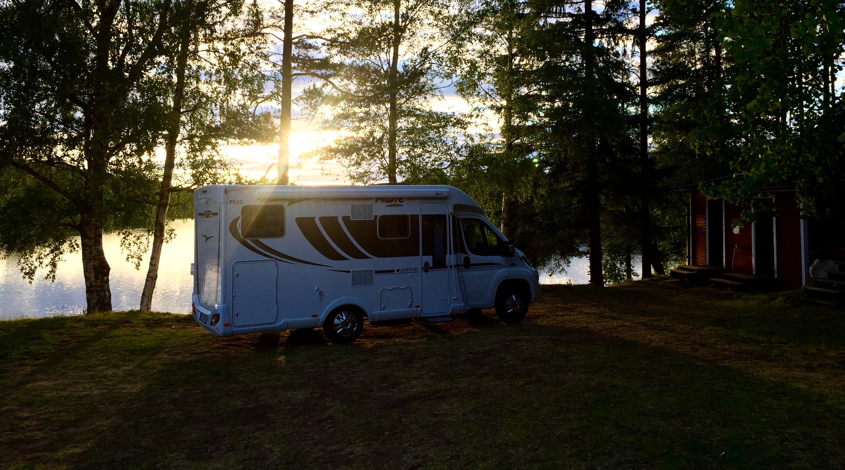 Gone Camping Gran Beckasin