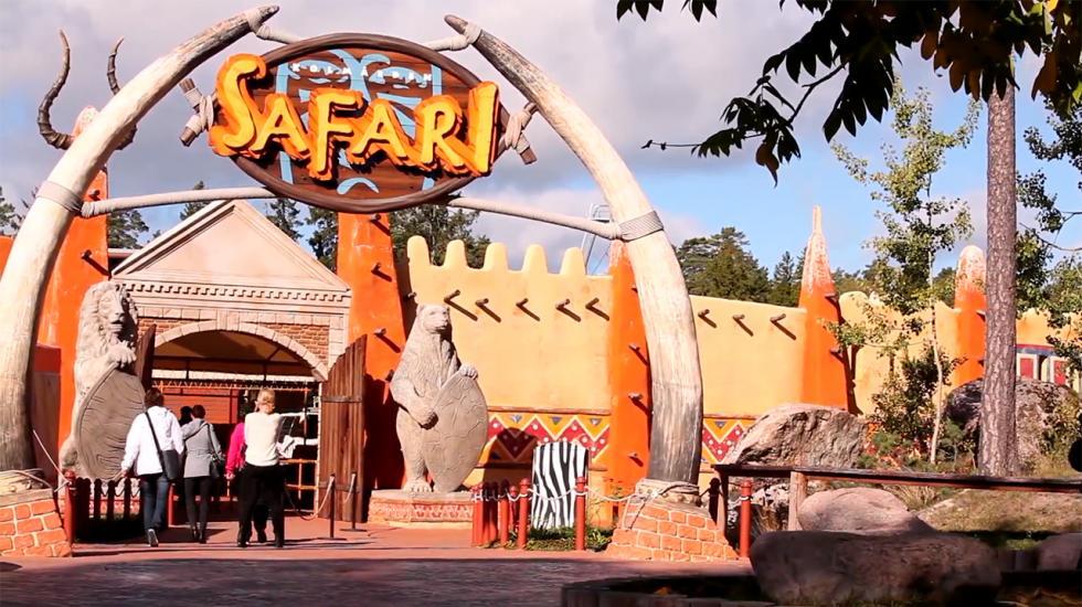 Kolmården Safari