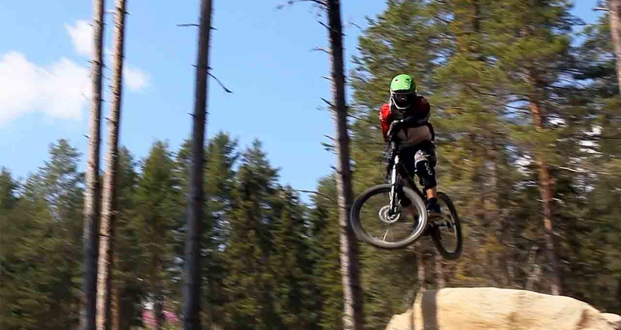 Järvsö Downhill Action Adventure