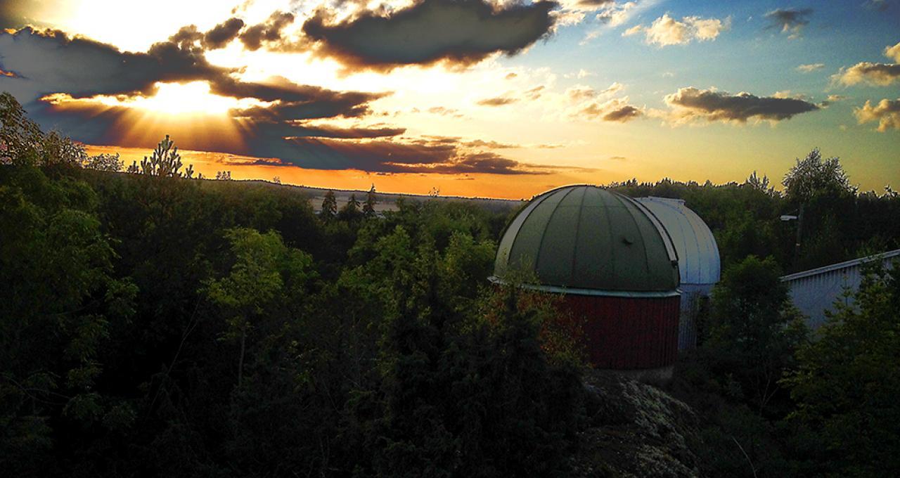Åkesta observatorium VARF