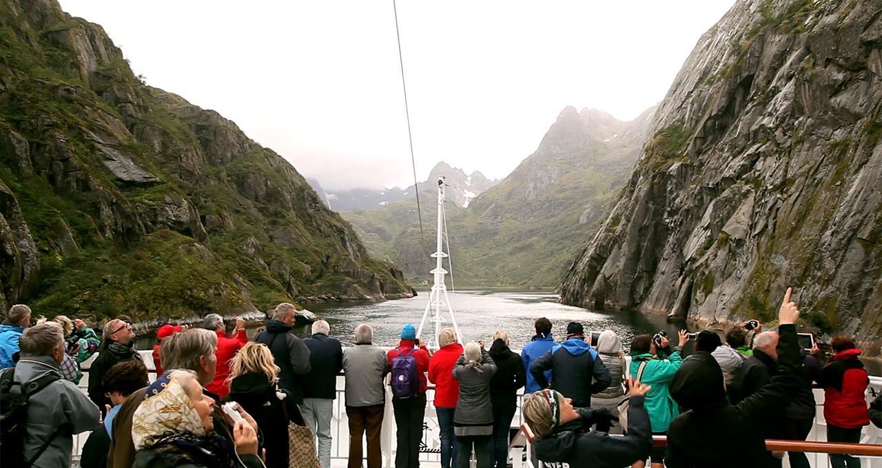 Hurtigruten Norge