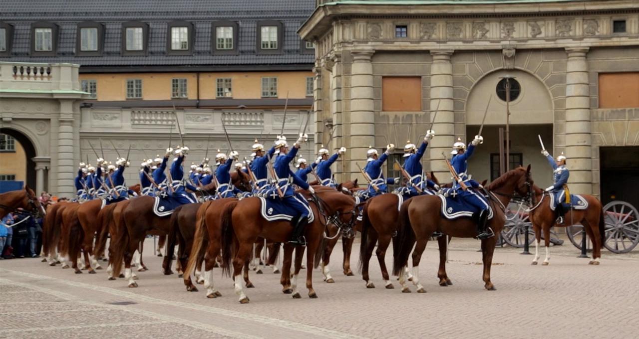 Högvakten, Drottningholm