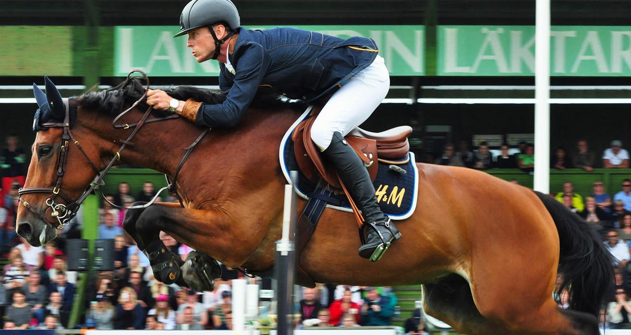 Hoppning Falsterbo Horse Show