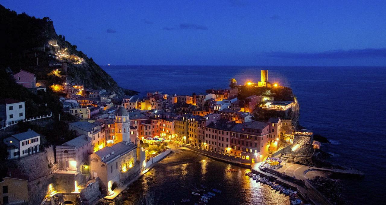Besök Cinque Terre