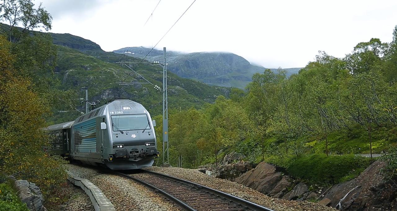 Flåmsbanan Norge