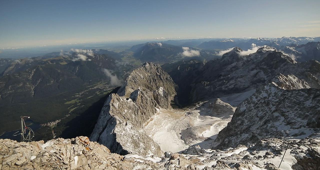 Zugspitze, Tysklands högsta berg