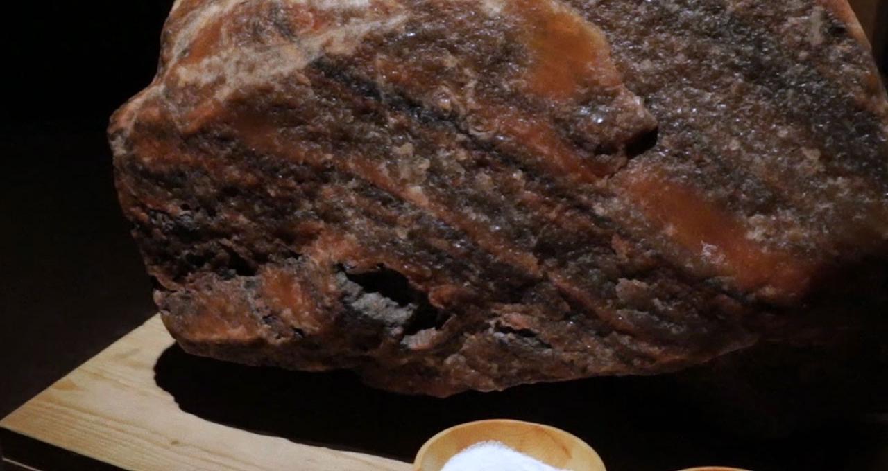 Saltbrottet i Altaussee