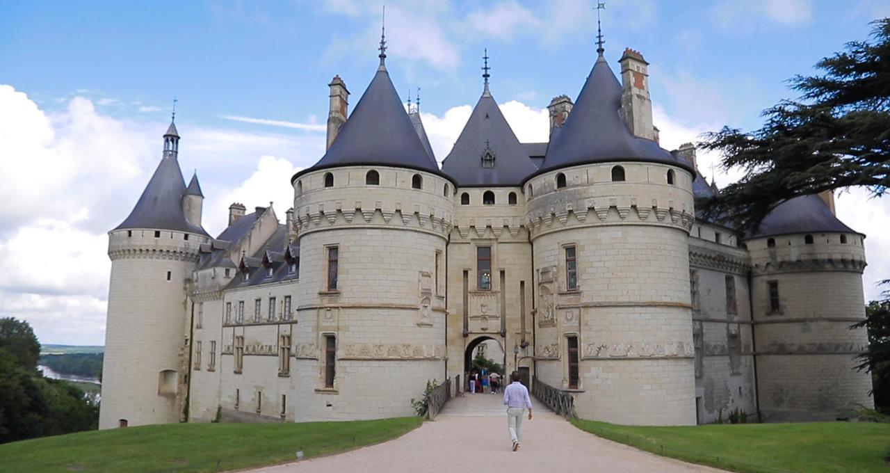 Slott i Loiredalen