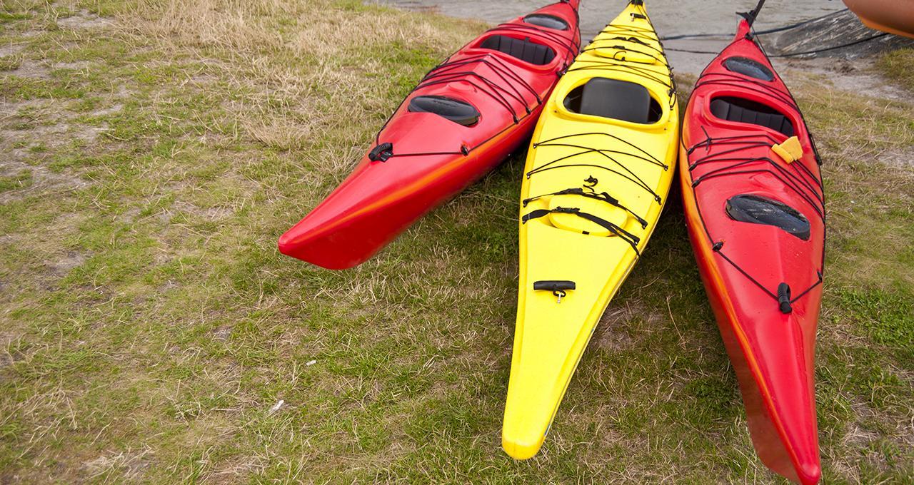 Vattensport - Kayak