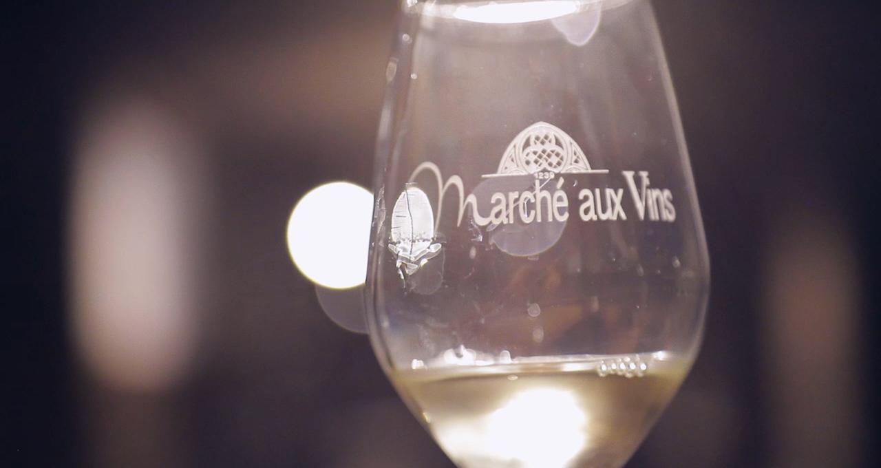 Vinprovning i Bourgogne