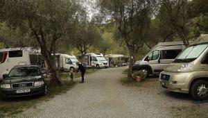 Aqua Dolce Camping i norra Italien