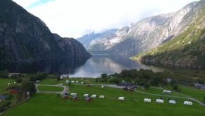 Sæbo Camping i Norge