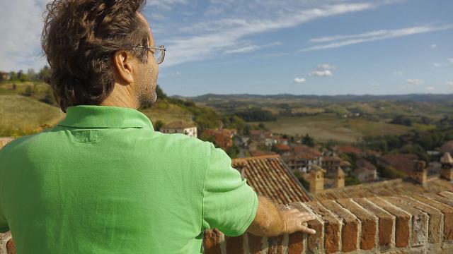 Smakfullt i Piemonte, Gone camping, Martin Örnroth