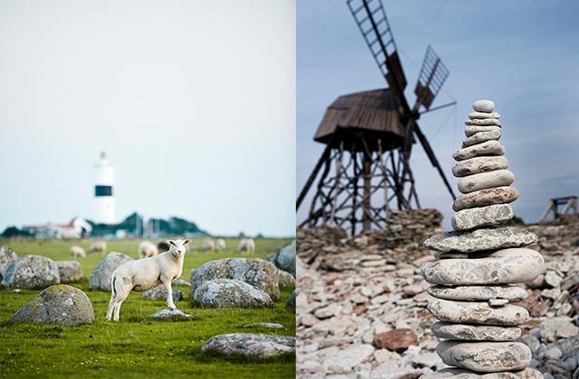 Skurkvarnen Långe Jan och ett får